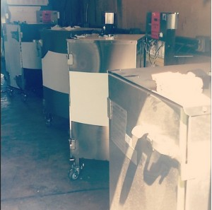 All of Cookshack's units, including reconditioned and factory second units, are tested in our run out room.