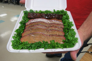 Learn how to cook competition brisket, pulled pork, chicken thighs and ribs.