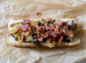 Loaded Potato Dog-Courtesy of Huffington Post